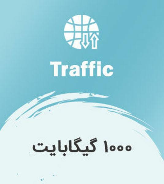 تصویر از ۱۰۰۰ گیگابایت بین الملل