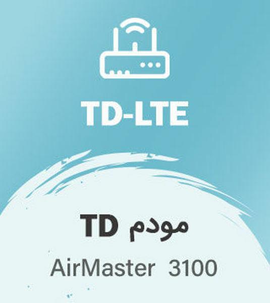 تصویر از مودم TD-AM3100e-INDOOR