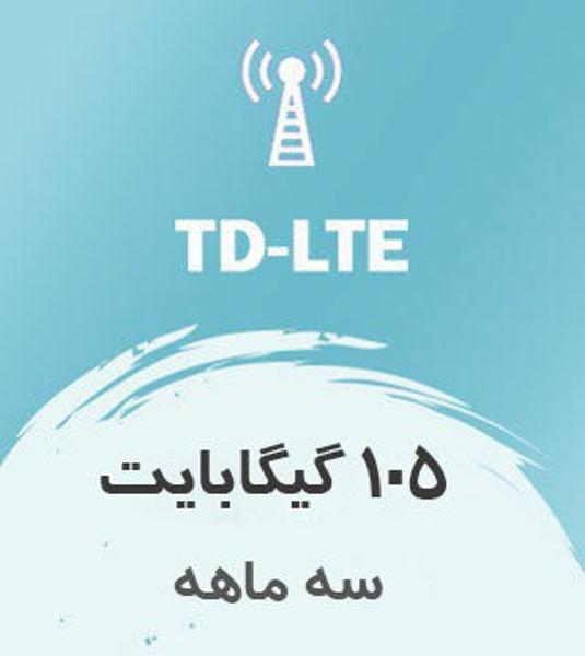 تصویر از اینترنت ثابت TD-LTE، سه ماهه 105 گیگ با سرعت ۱ تا ۴۰ مگ